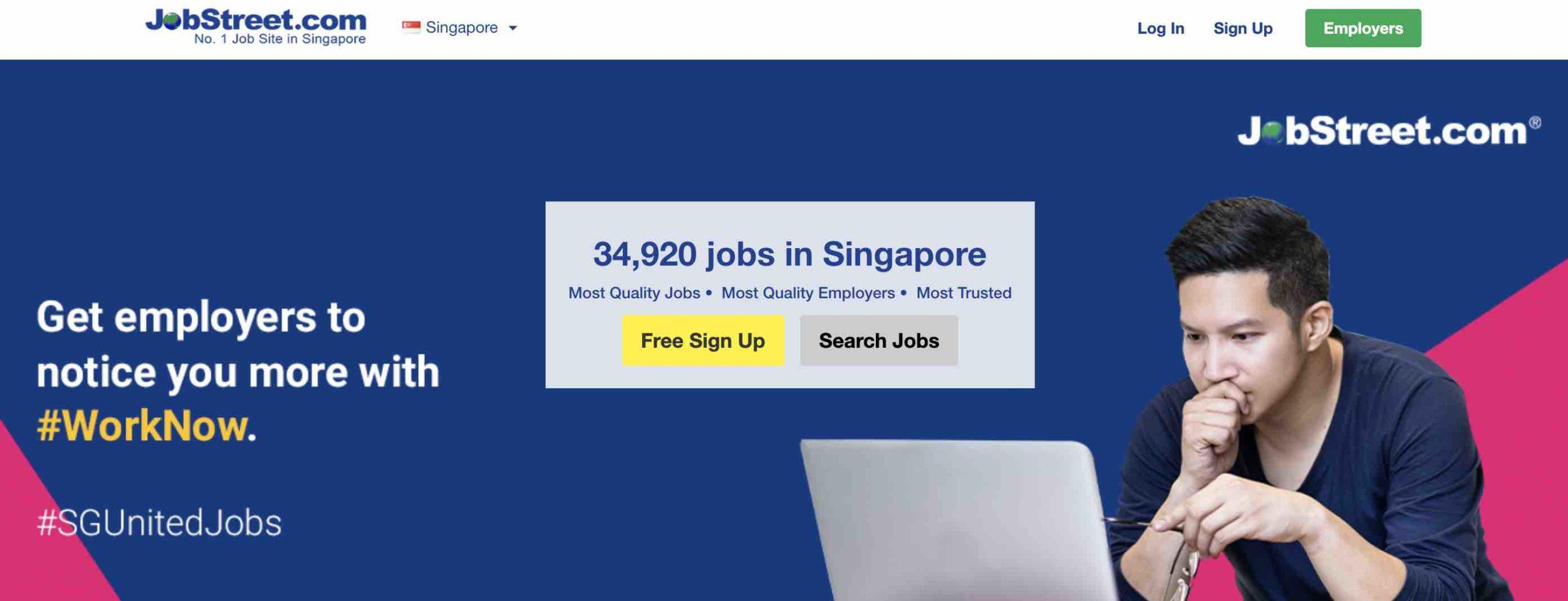 JobStreet Singapore