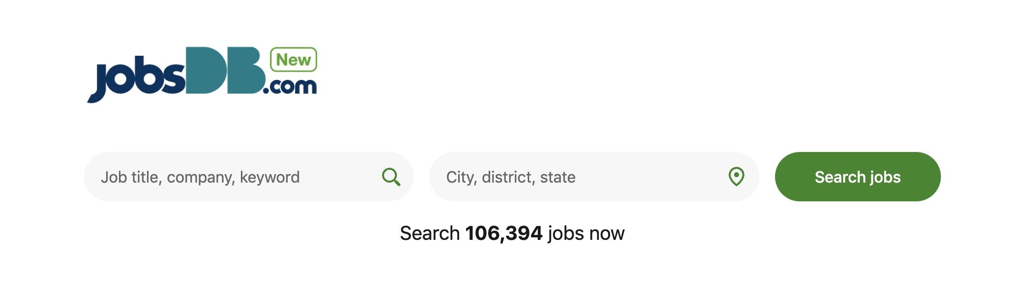 JobsDB Singapore