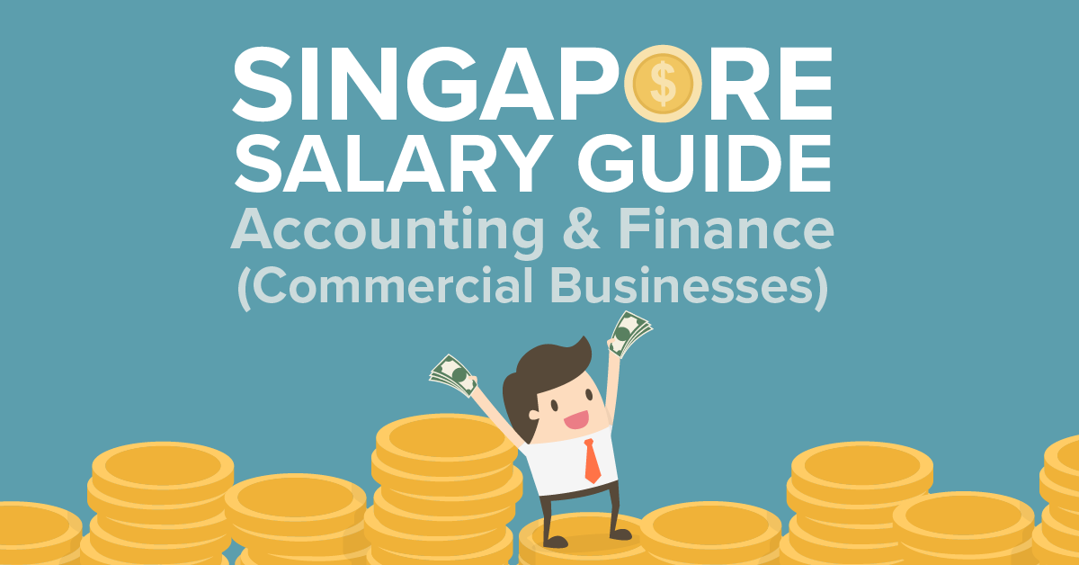 SG Salary Guide Accounting Finance Commercial Businesses