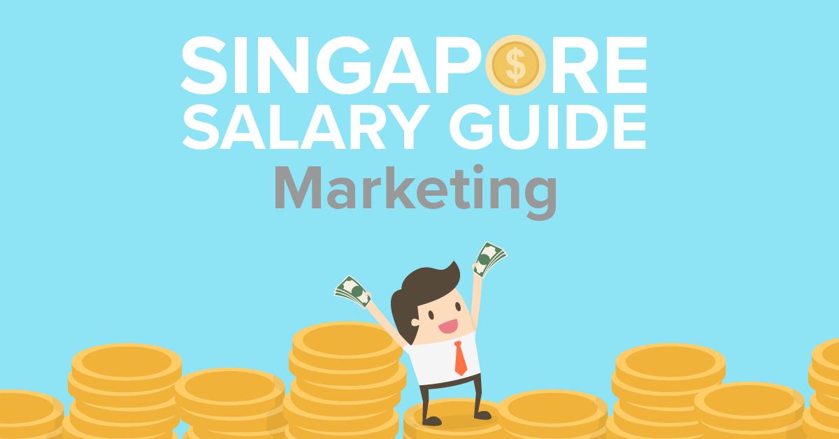 SG Salary Guide Marketing