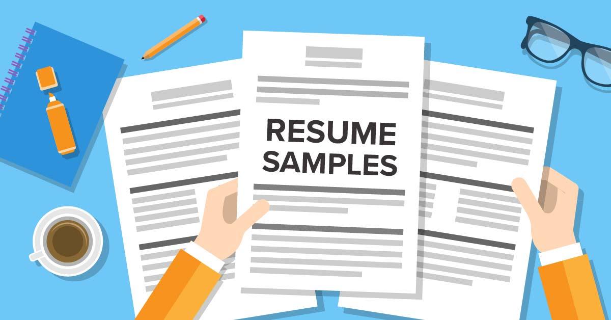 50 Resume Samples Downloadable Resume Cv Samples
