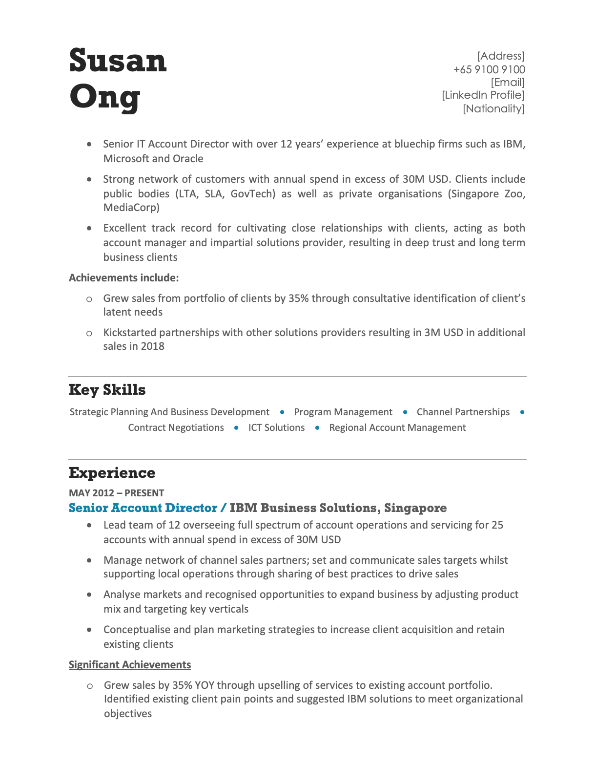 Ideal Resume Format from cdn-5ec40373c1ac18016c052912.closte.com