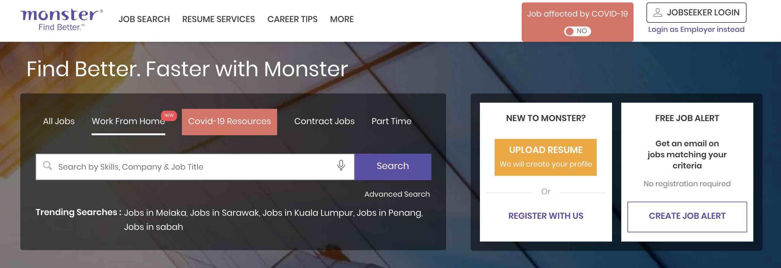 Monster Singapore