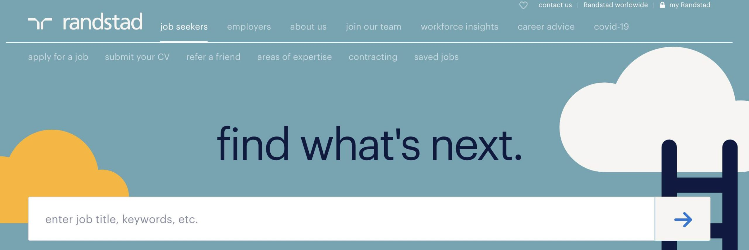 Randstad Singapore - Recruitment agency and executive search firm