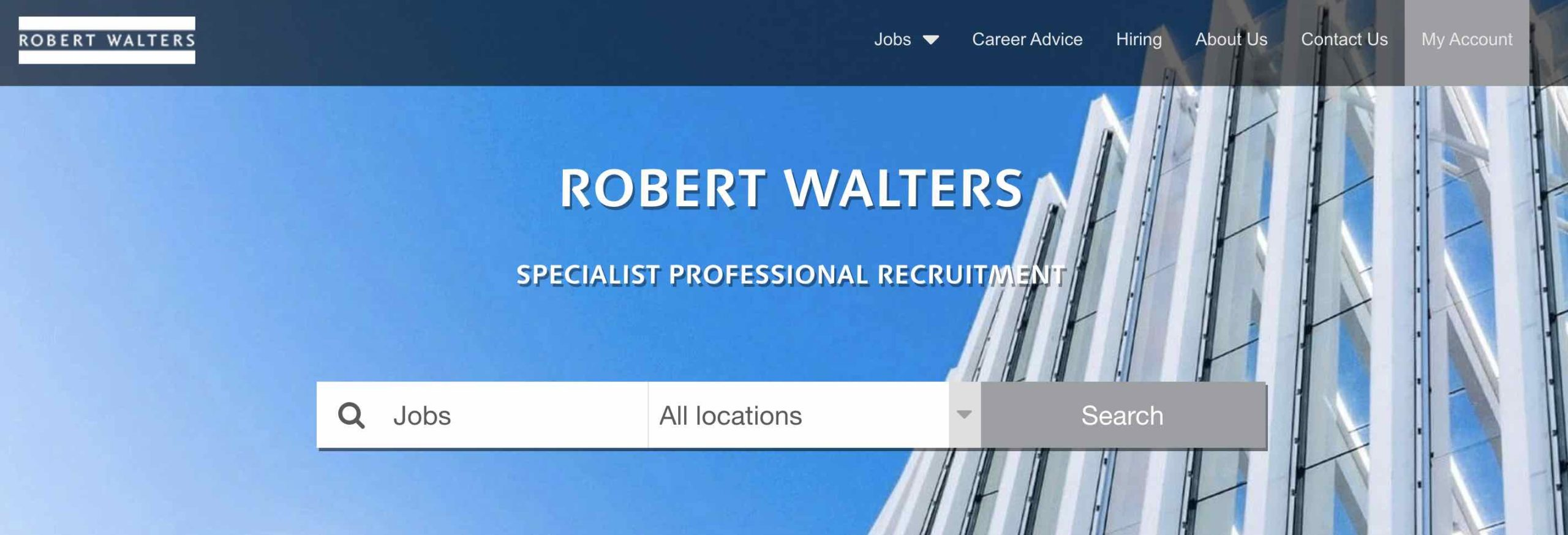 Robert Walters Singapore - Recruitment agency and executive search firm