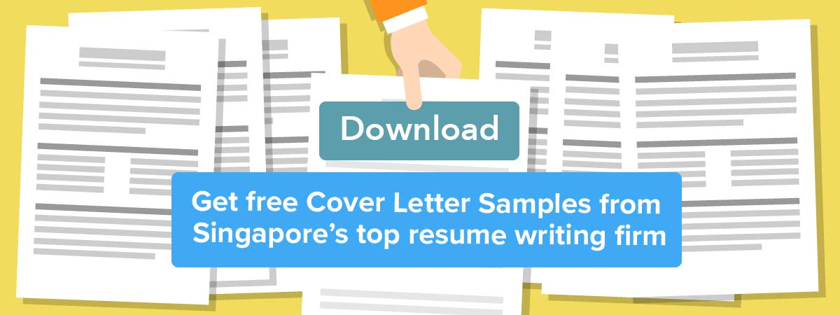 Free Cover Letter Sample Download - Download Singapore Cover Letter Samples Here